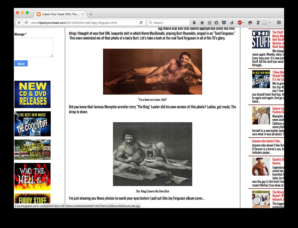 http://www.hijackyourhead.com/2014/04/who-hell-isjay-ferguson.html